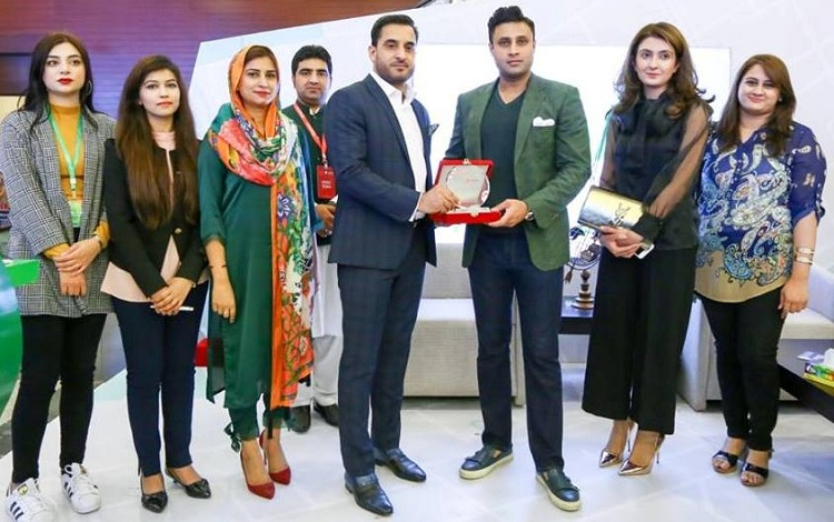 Property Festival concludes with a colorful launching ceremony of Graana.com