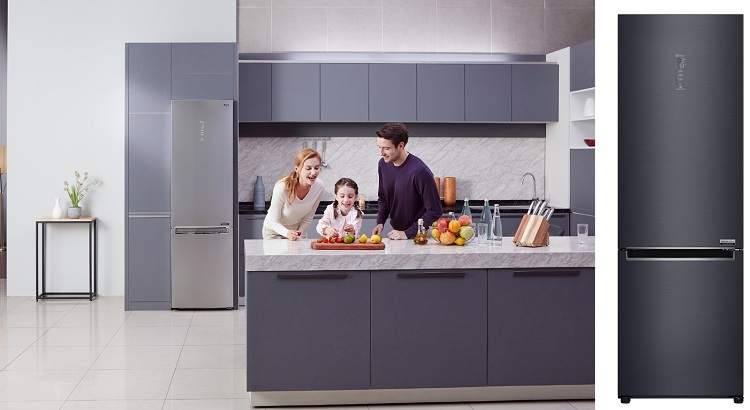 LG Electronics Centum System™ Refrigerator Raises the Bar on Energy Efficiency