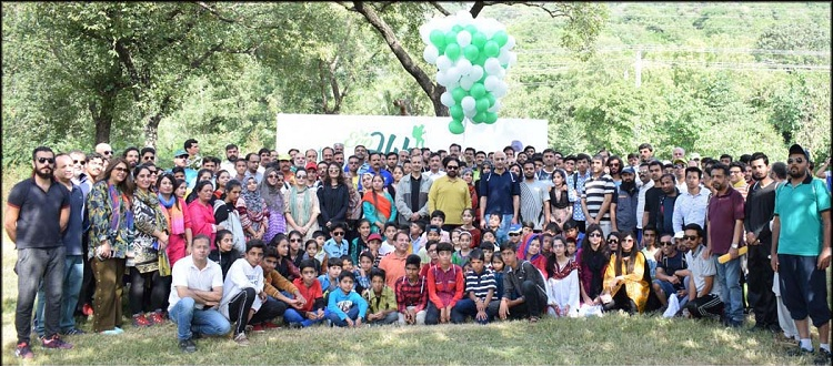 PTCL Holds Eco-Hike at Trail 3