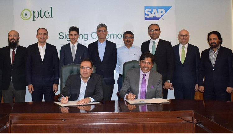 PTCL & SAP DRIVE PAKISTAN'S BUSINESS TRANSFORMATION ON THE CLOUD