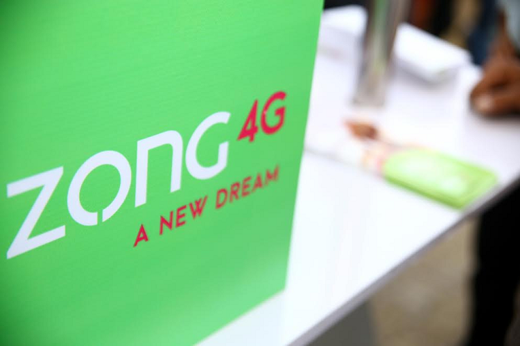 Zong 4G Continues the Investment for 4G Ecosystem Development