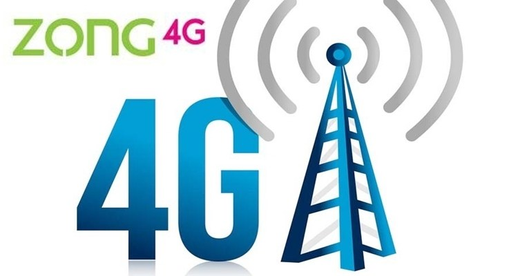 Zong 4G to Further Expand its Largest 4G Network