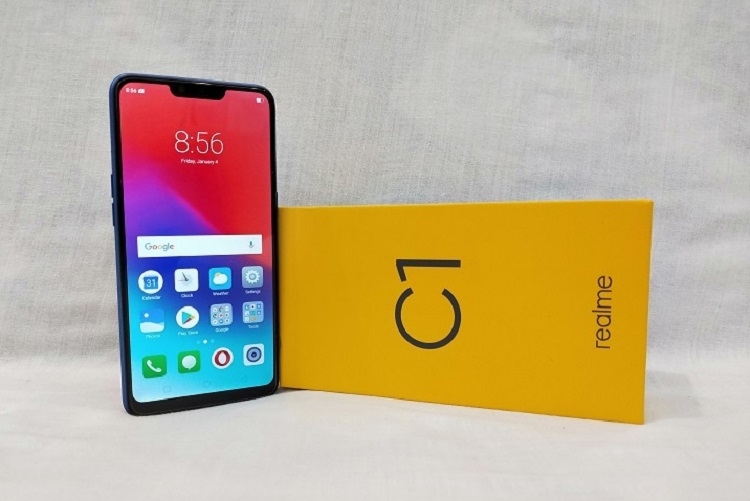 Realme C1 Unboxing and First Impressions