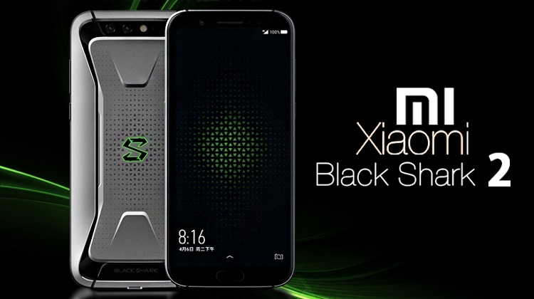 Xiaomi black Shark 2 with Snapdragon 855 SOC expected to debut in April