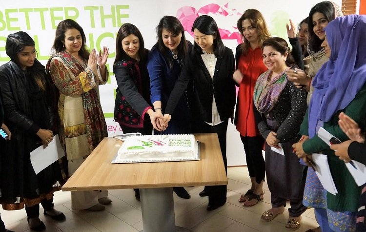 Zong 4G celebrates dedicated and hardworking women