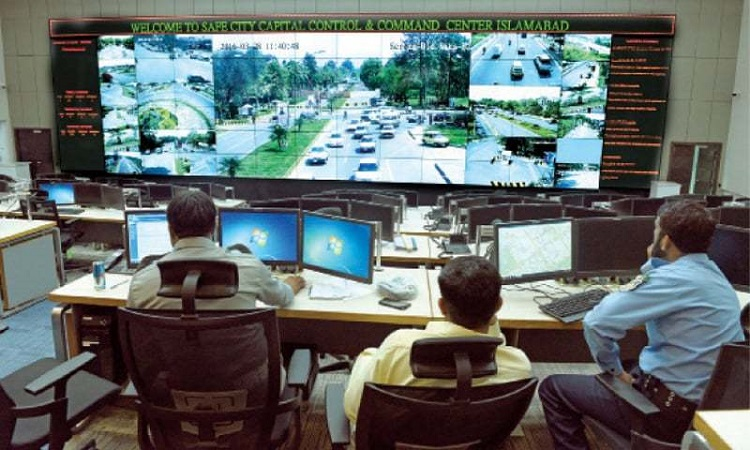 Islamabad Safe City project reduced Crime rate in the Federal Capital
