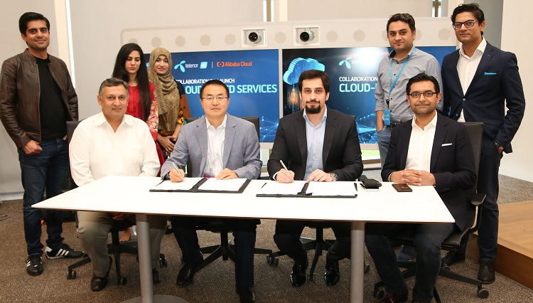 Telenor Pakistan and Alibaba Cloud come together
