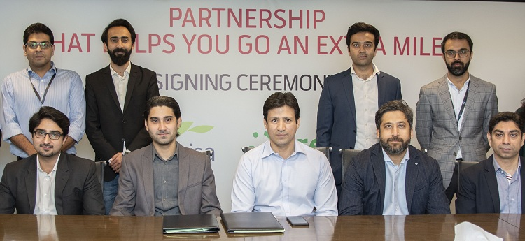 Easypaisa and Careem collaborate to offer 'Top Up' service for Mobile Wallet users