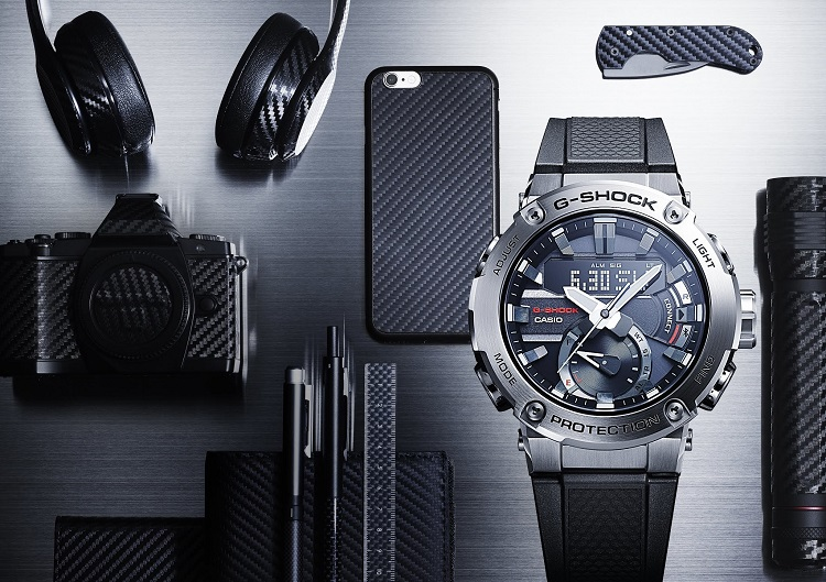 Casio G-SHOCK Announces Latest G-STEEL Models To The Men's G-shock Carbon Series