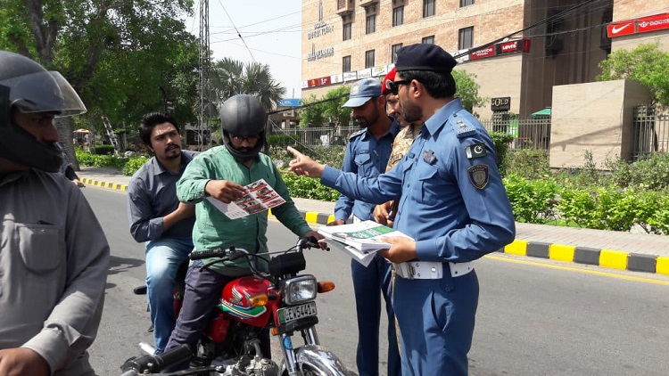 CarFirst and City Traffic Police Working Towards Making Our Roads Safer