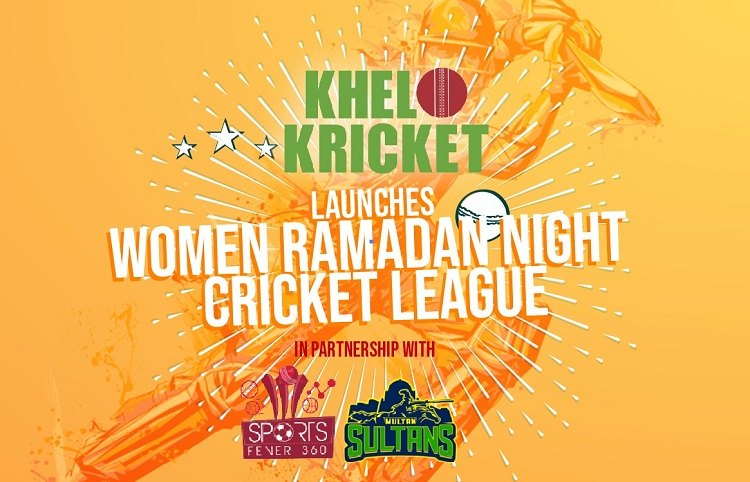 Khelo Kricket and Sportsfever360 partner to open new avenues for female cricketers in Pakistan
