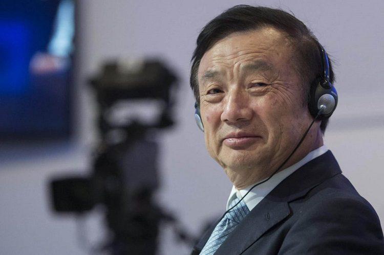 Ren Zhengfei's Interview with Chinese Media