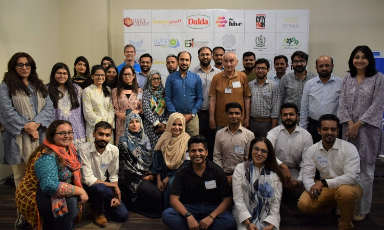 Stimulus - Climate Launch pad Pakistan: Training Boot Camp Kicks-Off With 25 Clean-Tech Innovators from Across Pakistan