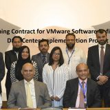 Jaffer Business Systems & 1LINK Sign Contract for VMware Based SDDC (Software Defined Data Center)