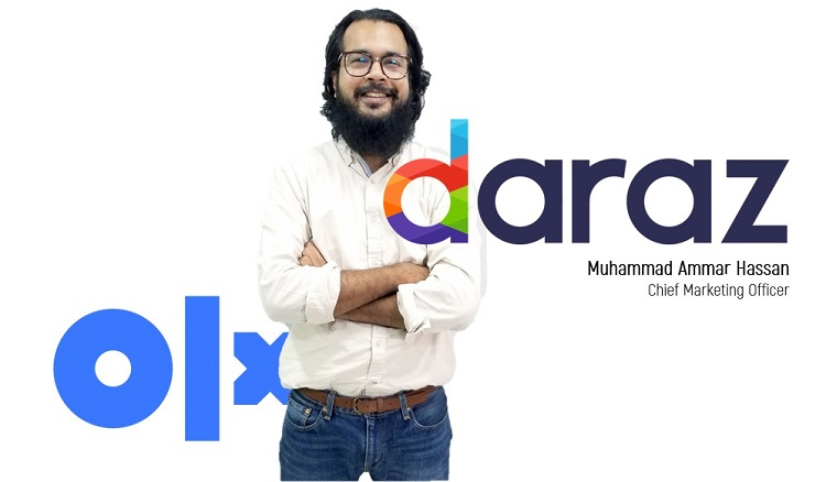 Pakistan very own tech veteran joins Daraz as CMO from OLX