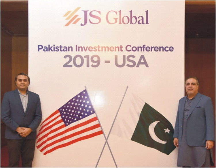 JS Global Capital – Ahead of the curve in improving business ties with USA in an improving economic climate