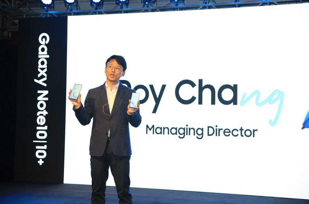 The power phone built for the new work tribe: Samsung Galaxy Note 10 and 10+ launched in Pakistan