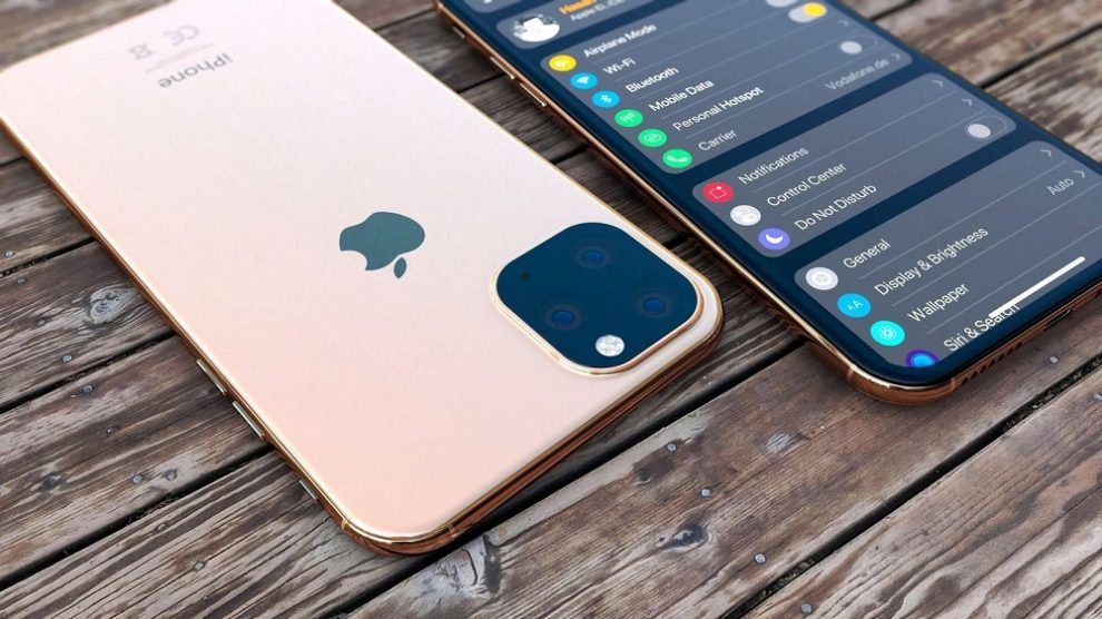 The latest version of Apple iPhone 11 revealed the last secret before being released next week