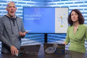 Microsoft is launching a free Python beginner video course for prospective programmers