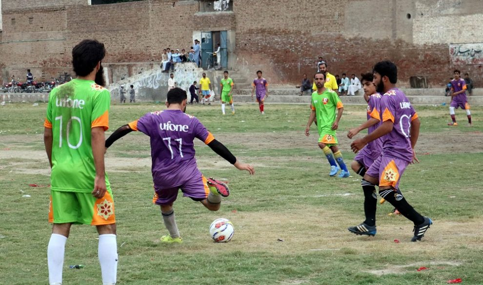 Ufone Khyber Pakhtunkhwa Football Tournament: Matches conclude in six cities