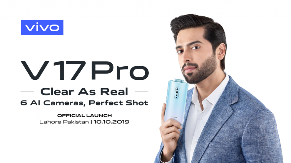 Vivo Ropes in Fahad Mustafa as Its First Brand Ambassador from Pakistan