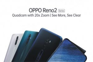 Photography Powerhouse OPPO Reno 2 Series Set to Redefine Creativity