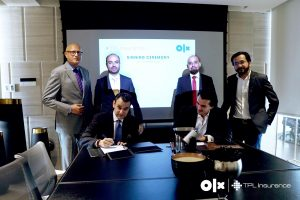 TPL Insurance and OLX partner to promote Insurance