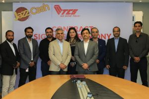 JazzCash Partners with TCS