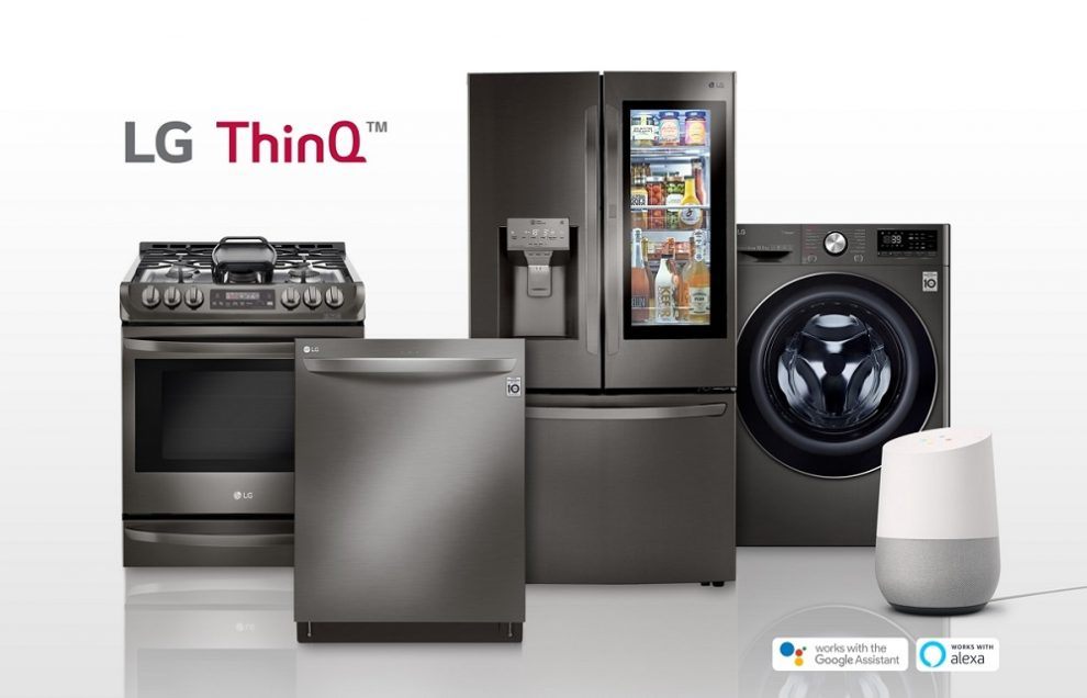 Evolved LG ThinQ™ Expands and Streamlines Smart Home Management for Better Living