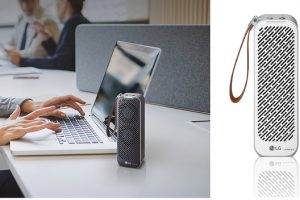 LG Introduces Powerful Portable Air Purifier for Enhanced Peace of Mind