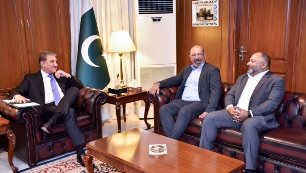 Edotco Group to invest for development of telecommunication sector in Pakistan