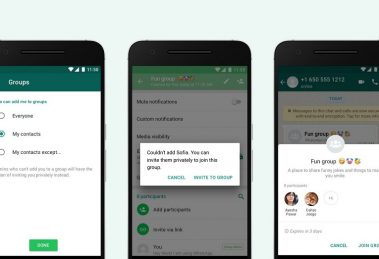 WhatsApp empowers users with new privacy controls