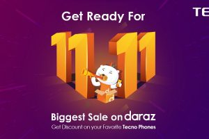 TECNO COLLABORATION WITH DARAZ GYARA GYARA IS OFFERING EXCITING OFFERS