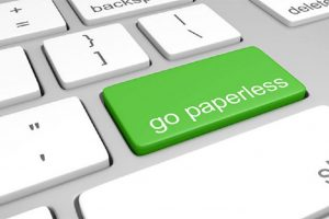 Paperless trend now enter in Pakistan