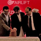 Airlift inaugurates its services in Karachi