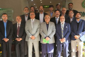 Federal Secretary IT & Telecommunication visits PTCL's Zonal Office in Lahore