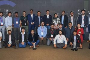 Pakistan's top gaming start-ups from Game Launcher pitch to investors in Singapore