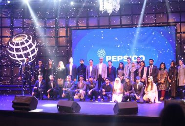"PepsiCo celebrates ""An Evening of Purpose and Inspiration"""