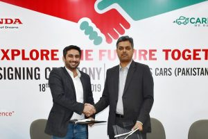 HONDA ATLAS CARS PAKISTAN AND CARFIRST JOINTLY OFFER THE EXCHANGE PROGRAM TO CUSTOMERS
