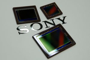Sony obviously can't follow the image sensor search