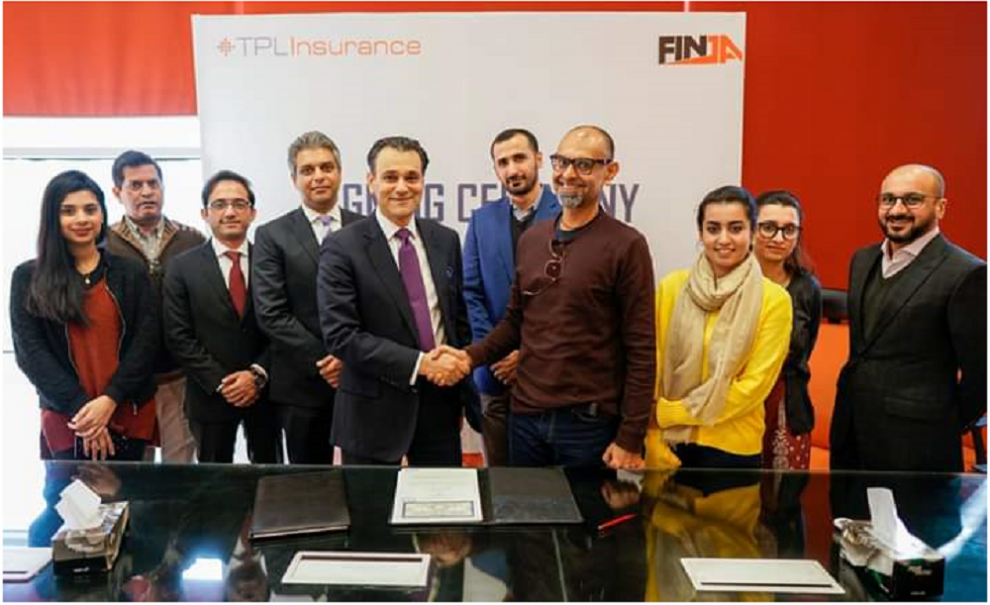 TPL Insurance and FINJA – SIM SIM partner to sell TPL's digital insurance products to SIM SIM wallet customers