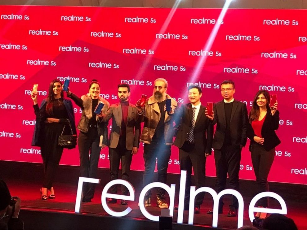 Realme Pakistan unveiled the new realme 5s at under Rs. 29,999, New year gift for real fans