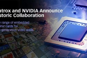 Matrox introduces D series graphics cards with NVIDIA Quadro GPUs