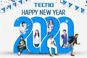 TECNO 2020: NEW YEAR, NEW VISION