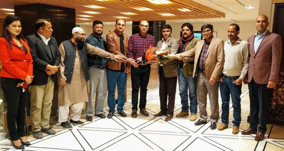 Ufone felicitates KPC's New Leadership