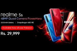 realme 5s isnow available nationwide, a real gift on New Year