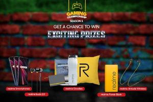 Realme Pakistan announces Live PUBG mobile gaming tournament