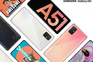 Samsung Announces the Awesome New Galaxy A51
