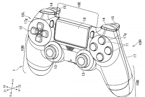 Patent for new PlayStation controller surfaces