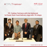 TPL Trakker Partners With Eat Mubarak